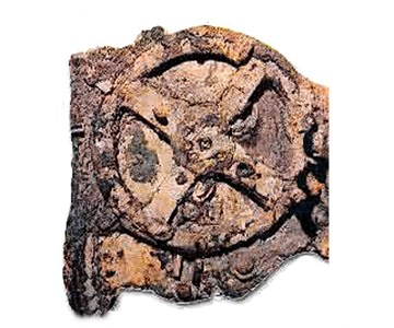 Il misterioso meccanismo di Antikythera