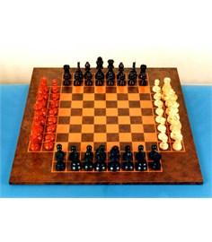 Gli scacchi a due o quattro concorrenti