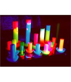 Le candele artistiche