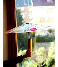 L'ombrello anti-sgocciolo (Il Cilindrotto)