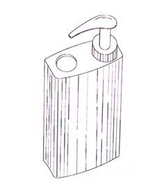 Speciale dosatore per shampoo e simili