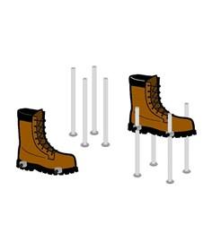 L'innovativo accessorio per scarpe