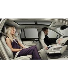 Innovativo sistema per riposizionare i sedili delle auto