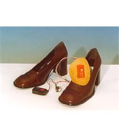 Le scarpe riscaldate