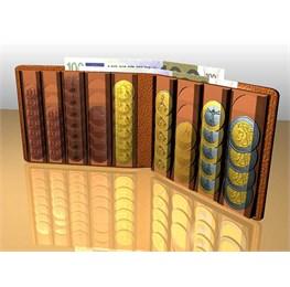 Il portafogli porta Euro