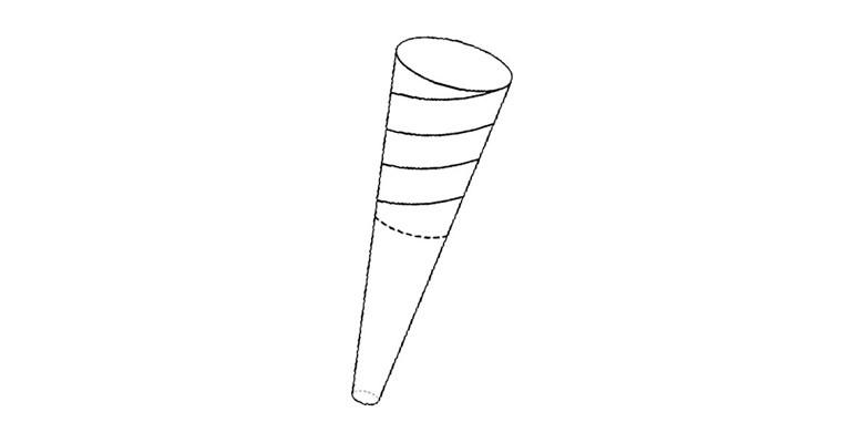 Il cono igienico per la minzione
