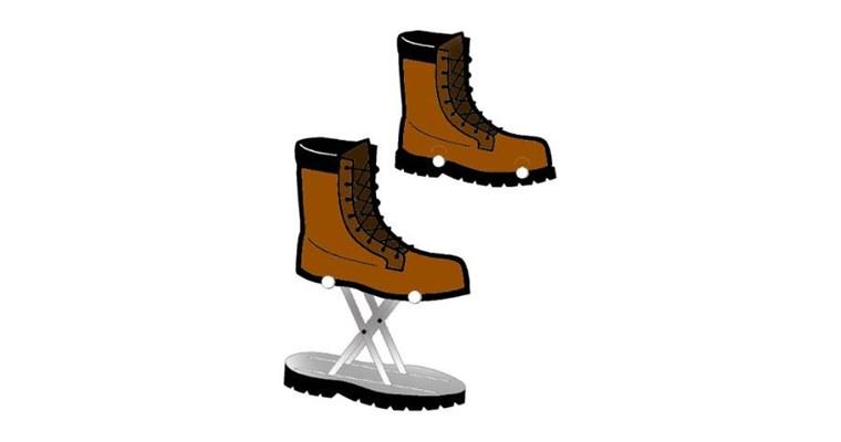 Le scarpe allungabili per disabili